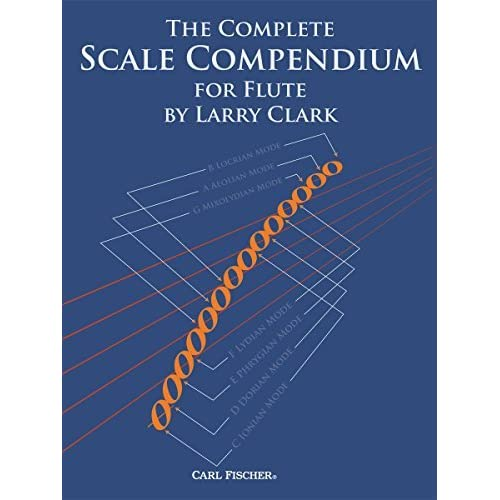 Larry Clark The Complete Scale Compendium Trumpet Learn to Play MUSIC BOOK