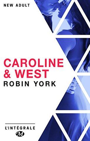 Caroline & West - L'Intégrale (Les Intégrales Milady)