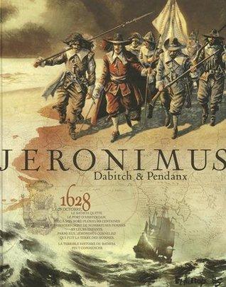 Jeronimus by Christophe Dabitch