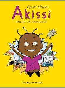 Akissi: Tales of Mischief
