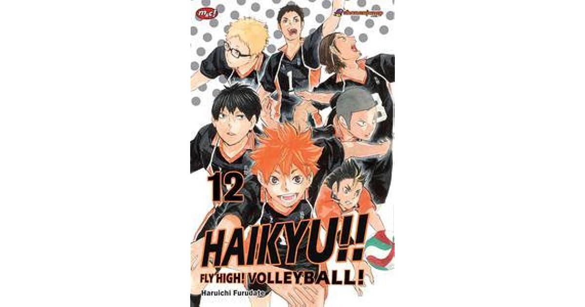 Volleyball 12 By Haruichi Furudate