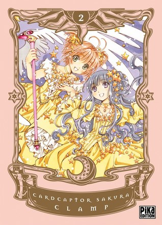 Card Captor Sakura Vol.2 by CLAMP