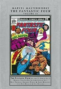 Marvel Masterworks: The Fantastic Four, Vol. 16