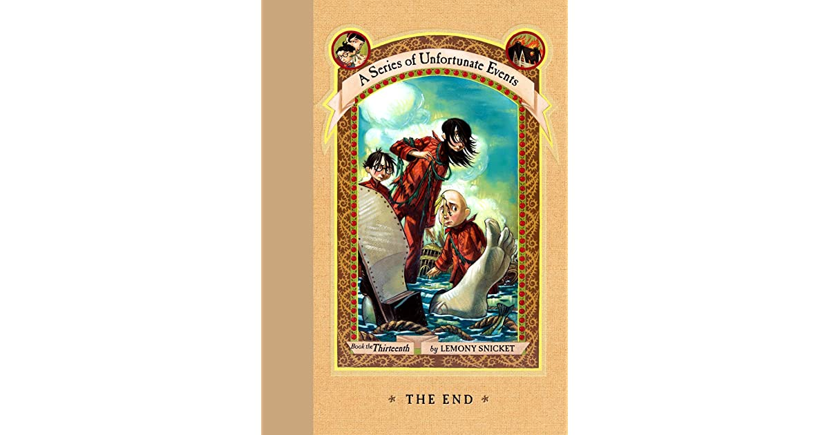 Lemony snicket pdf the end