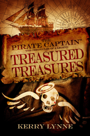 Treasured Treasures (The Pirate Captain The Chronicles of a Legend, #3)