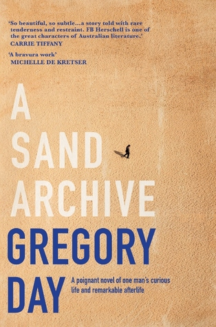 A Sand Archive by Gregory Day