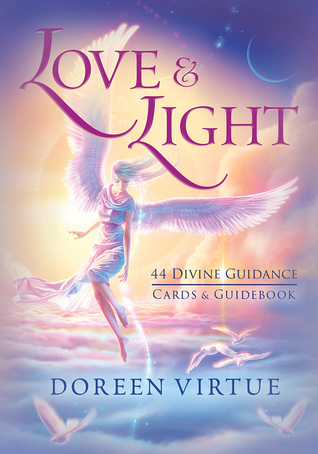 Love  Light: 44 Divine Guidance Cards and Guidebook