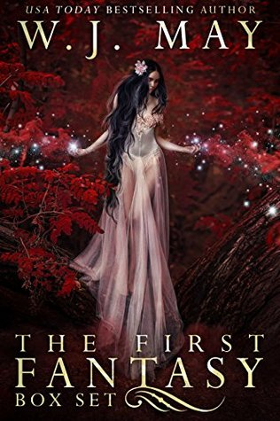 First Fantasy Box Set: Paranormal Romance Fae Shifter Vampire Anthology Collection