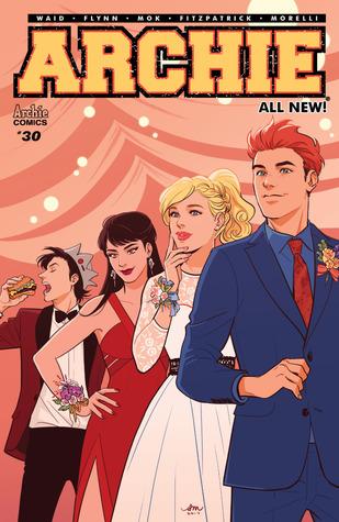 Archie (2015-) #30 by Ian Flynn