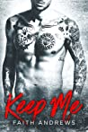Keep Me (Grayson Sibling, #1)