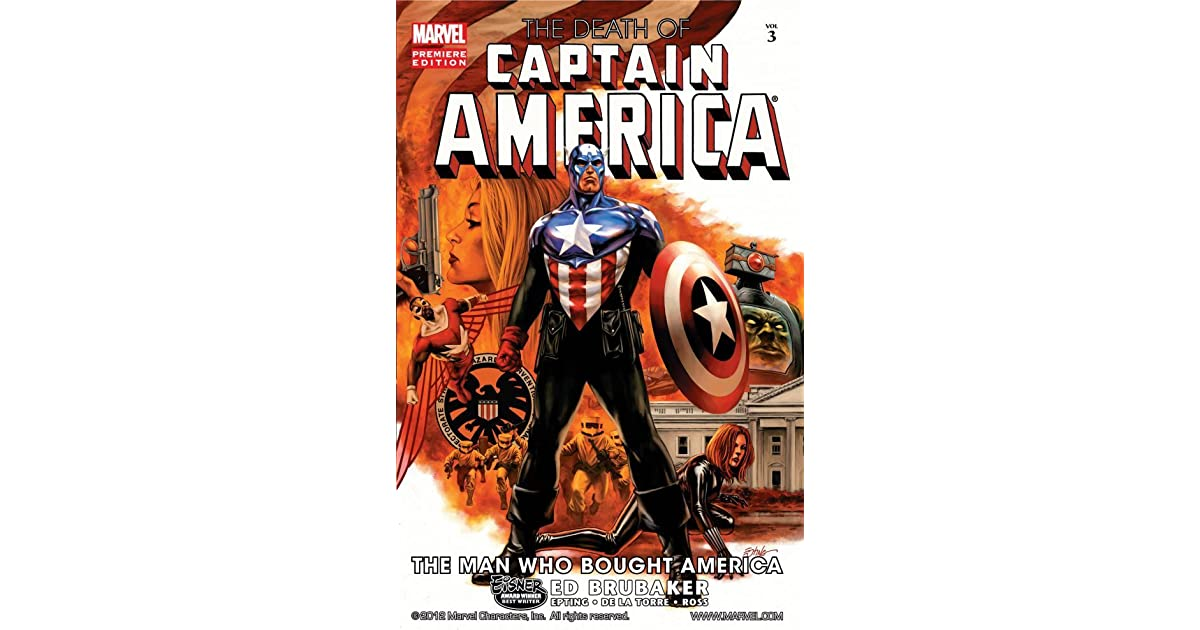 Captain America: The Death Of Captain America, Volume 3: The Man Who