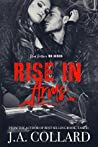 Rise in Arms (Blood Brothers MC #4)