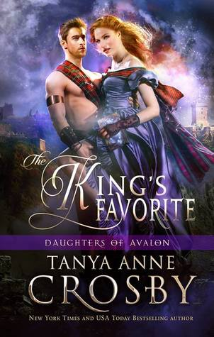 The King's Favorite (Daughters of Avalon, #1)