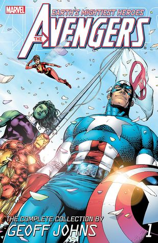 Avengers by Geoff Johns by Geoff Johns