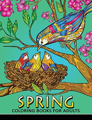 14 Places to Find Free, Printable Spring Coloring Pages | 412x318