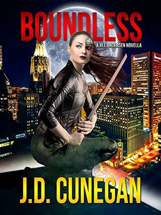 Boundless by J.D. Cunegan