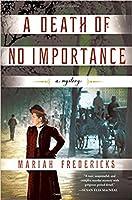 A Death of No Importance (Jane Prescott, #1)