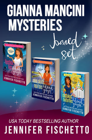 Gianna Mancini Mysteries Boxed Set (Books 1-3)