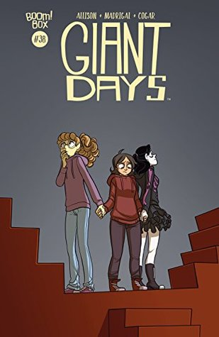 Giant Days #38 by John Allison