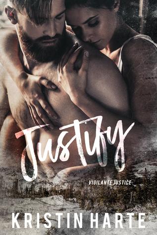 Justify (Vigilante Justice #3)