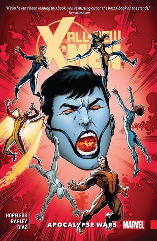 All-New X-Men: Inevitable, Volume 2: Apocalypse Wars