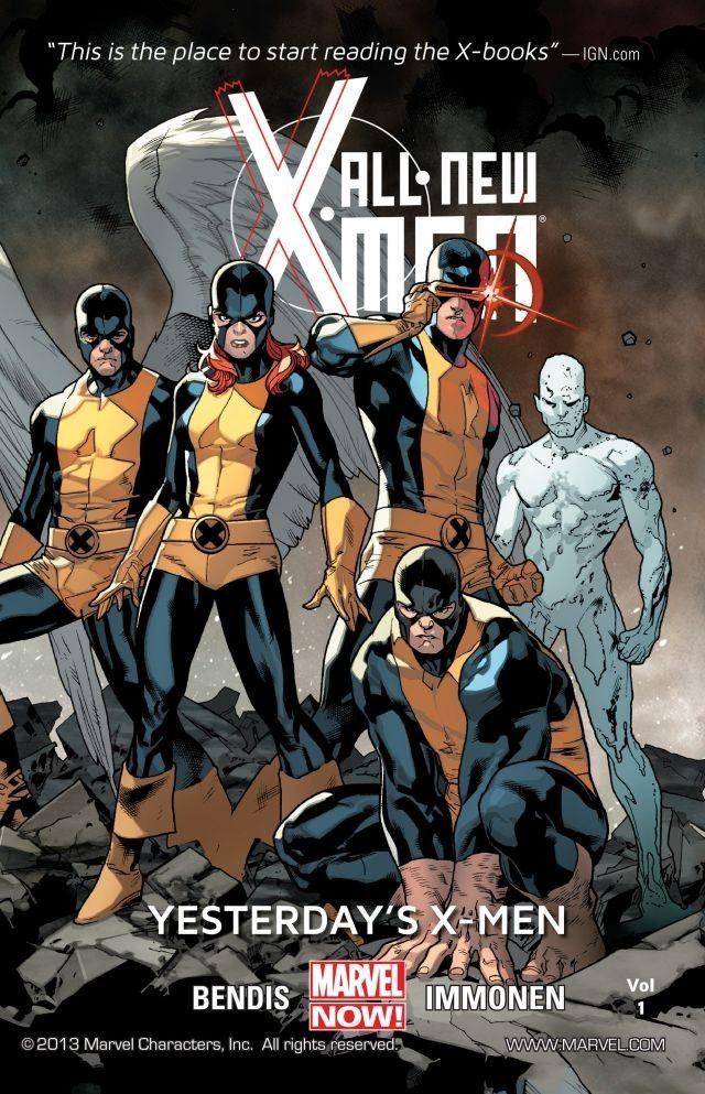 All-New X-Men, Volume 1: Yesterday's X-Men