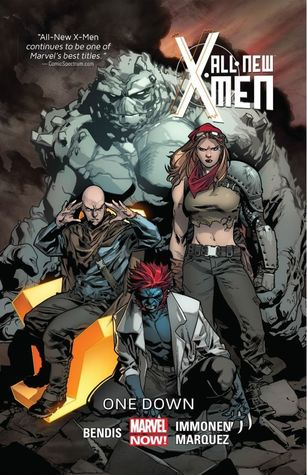 All-New X-Men, Volume 5: One Down