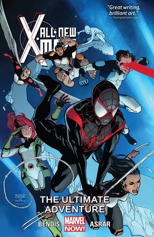 All-New X-Men, Volume 6: The Ultimate Adventure