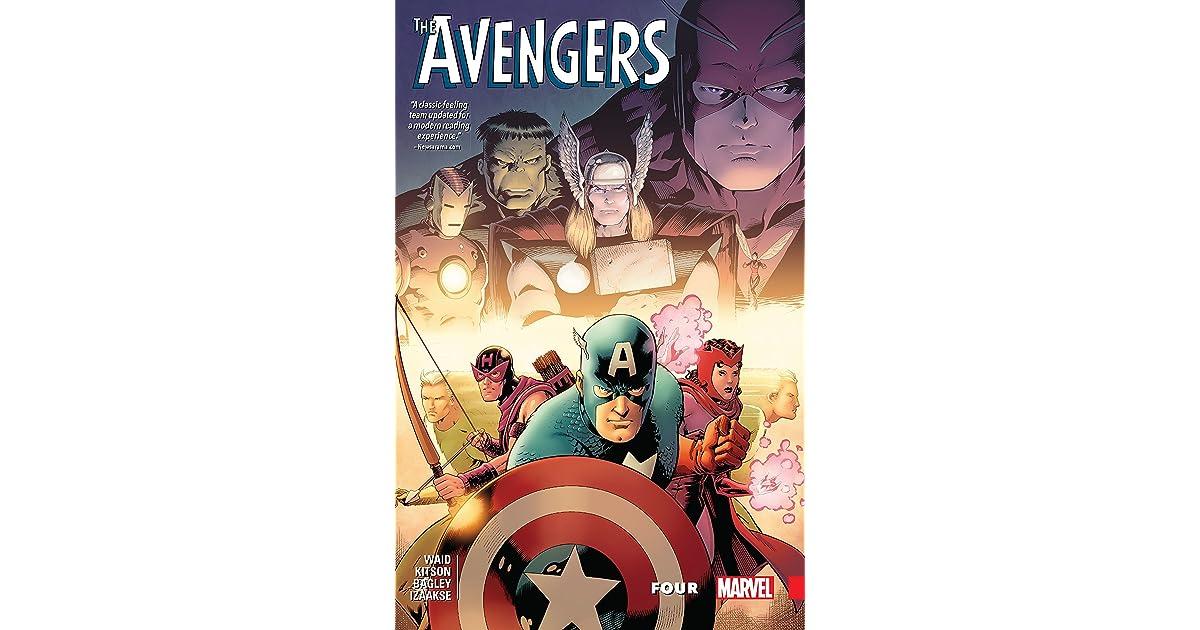 Avengers: Four by Mark Waid