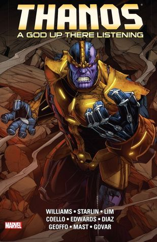 Thanos A God Up There Listening By Rob Williams