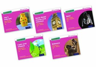 Read Write Inc. Phonics: Pink Set 3 Non-fiction Mixed Pack of 5