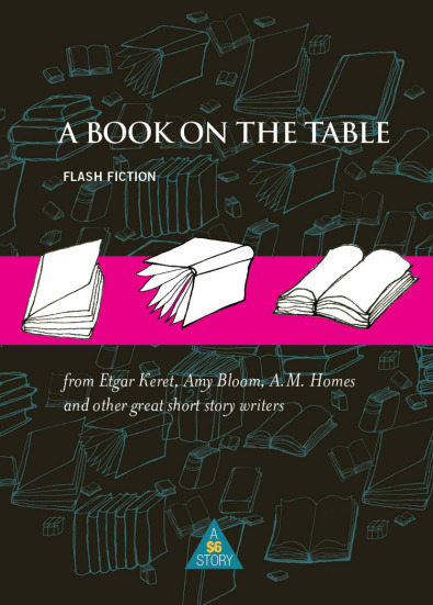 A Book on the Table: Flash Fiction