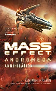 Annihilation (Mass Effect: Andromeda, #3)