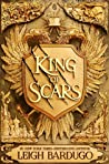 Book cover for King of Scars (Nikolai Duology, #1)