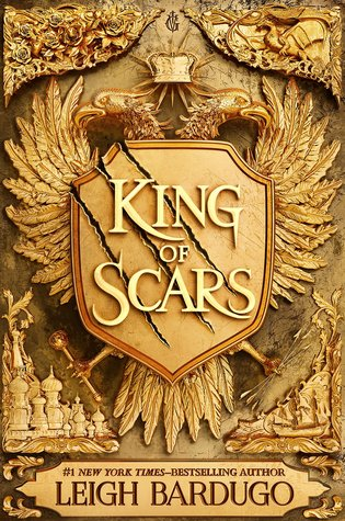 Book cover for King of Scars by Leigh Bardugo