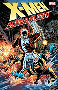 X-Men: Alpha Flight