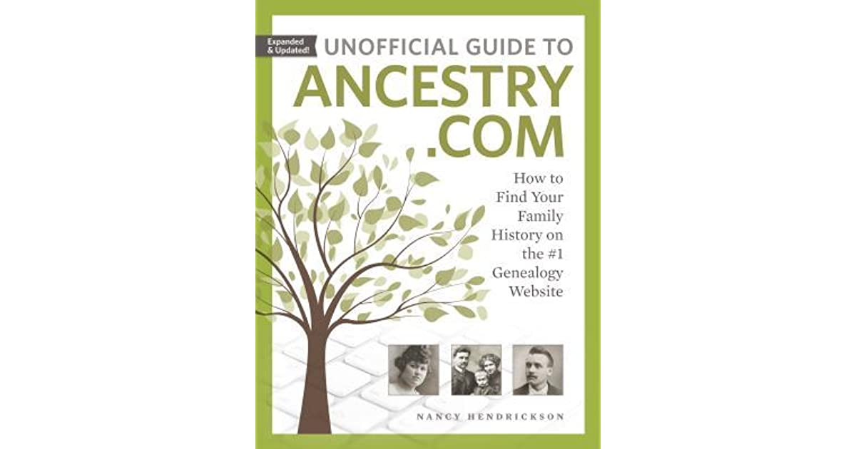how to find your family tree