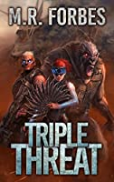 Triple Threat (Justice of the Covenant, #1)