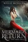 Book cover for The Mermaid's Return (The Siren #3)