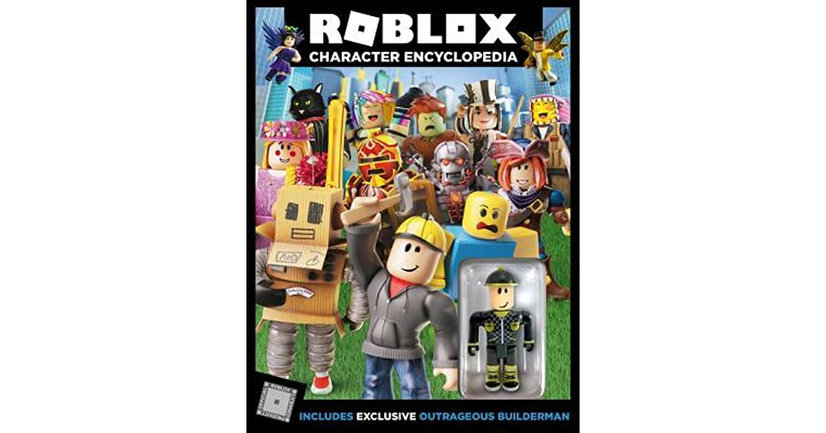 Roblox Character Encyclopedia By Roblox