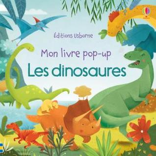 Pop Up Dinosaurs By Fiona Watt