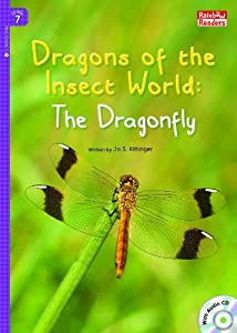 Dragons of the Insect World : The Dragonfly (Rainbow Readers Book 350)