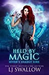 Book cover for Held by Magic (The Demon's Covenant #1)