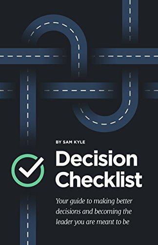 The Decision Checklist