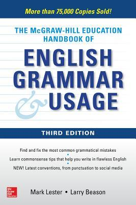 McGraw-Hill Education Handbook of English Grammar & Usage