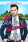 The Brawny Billionaire (Clean Billionaire Beach Club Romance #2)