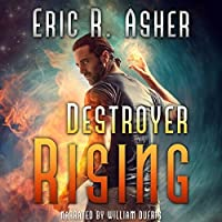 Destroyer Rising (Vesik, #5)