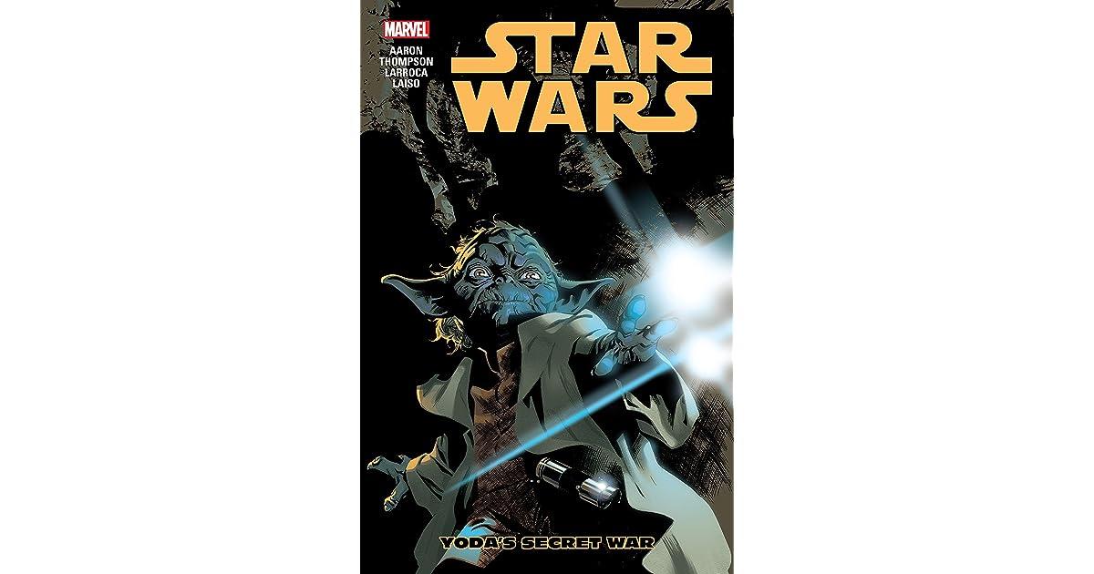 Star Wars Vol 5 Yodas Secret War By Jason Aaron