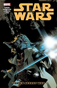 Star Wars, Vol. 5: Yoda's Secret War