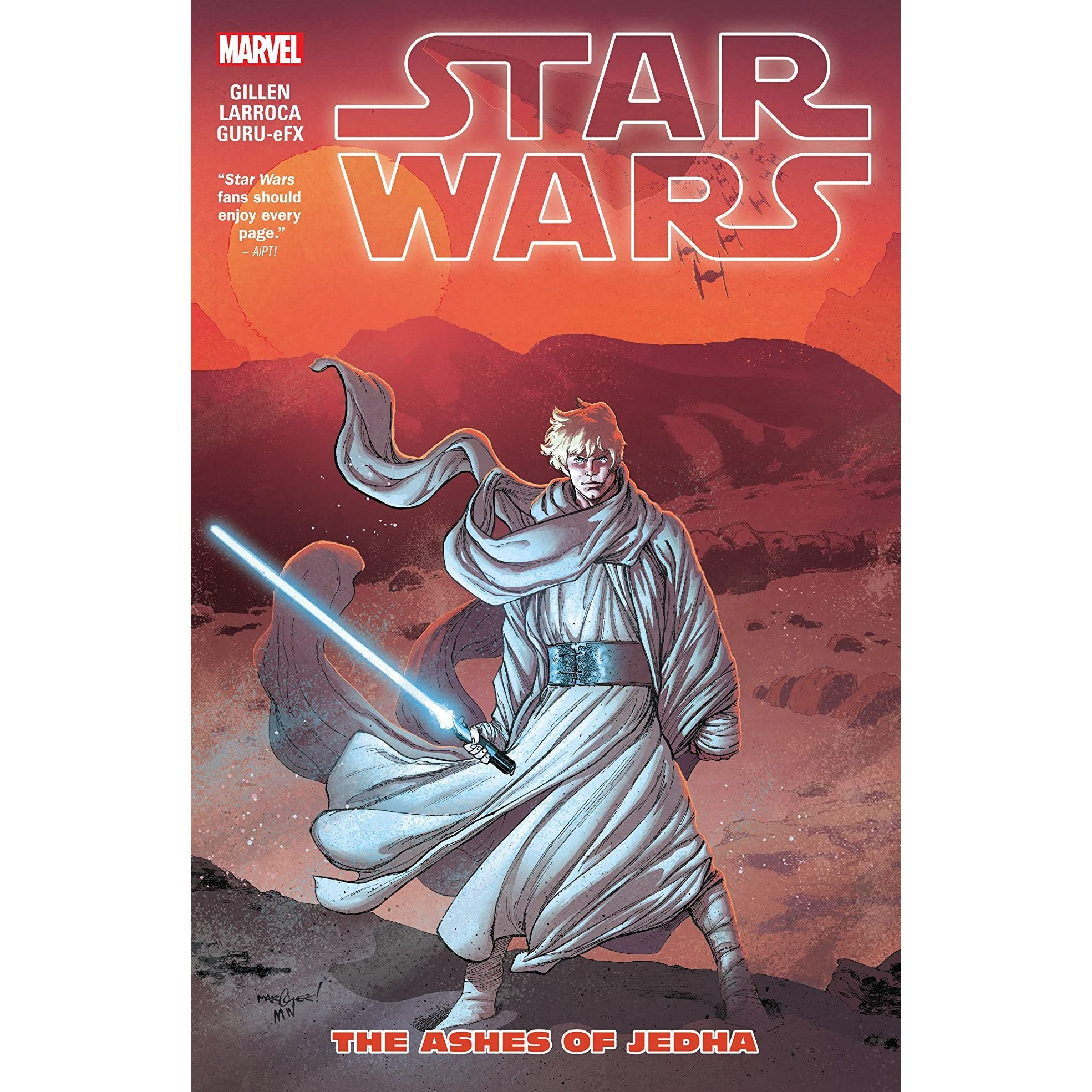 Star Wars Vol 7 The Ashes Of Jedha By Kieron Gillen